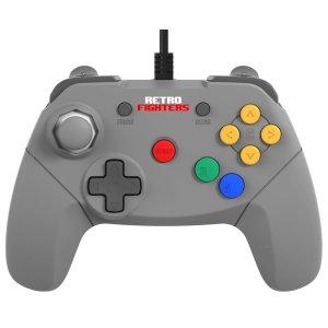 画像1: Retro Fighters Brawler64コントローラー(グレー)