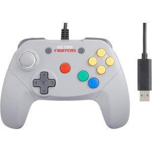 画像1: Retro Fighters ニンテンドースイッチ対応 USBコントローラー Brawler64 USB – Nintendo Switch/Mac/PC