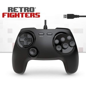 画像1: Retro Fighters BrawlerGen USB Genesis Mini / Switch / Mac / PC Controller
